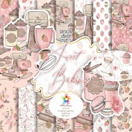 Design paper pack - Sweet bake