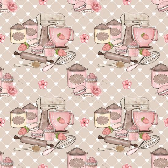 Design paper pack - Sweet bake