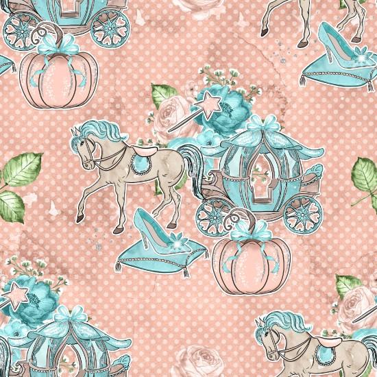 Design paper pack - Cinderella