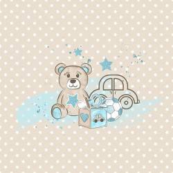 Design pattern paper pack - Baby boy