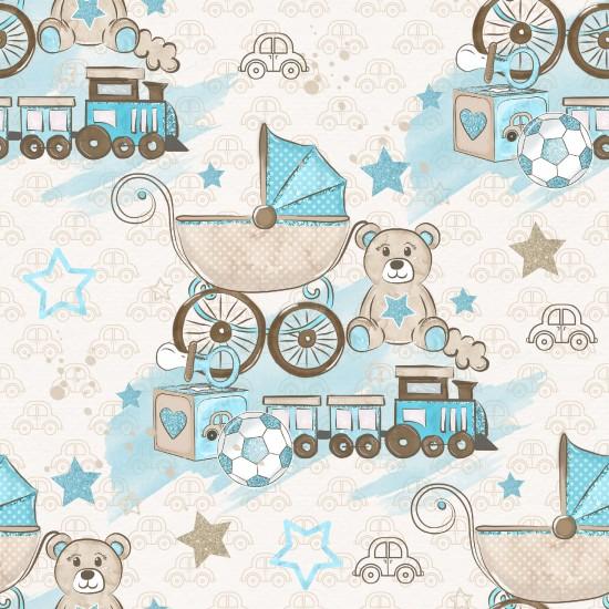 Дизайнерски картони - Baby boy