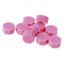 Розов восък за печати - 100 гранули