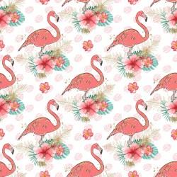 Дизайнерски картони - Фламинго