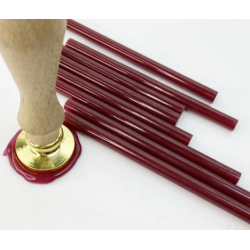 Wax Sealing Wicks bordo - 11 mm