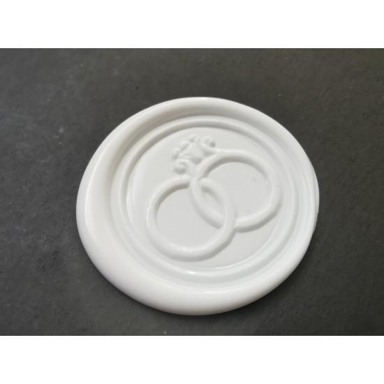 Metal wax seal - rings