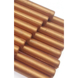 Wax Sealing Wicks gold- 11 mm