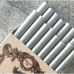 Wax Sealing Wicks silver- 11 mm