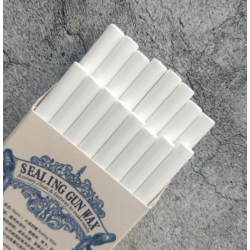 Wax Sealing Wicks white- 11 mm