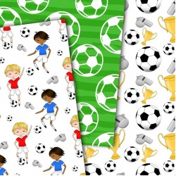 Design paper - World cup