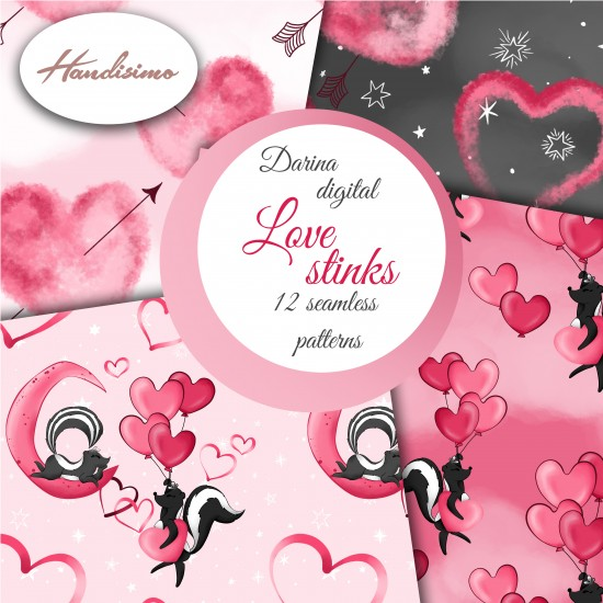 Design paper - Love stinks