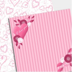 Design paper - Love is in the air