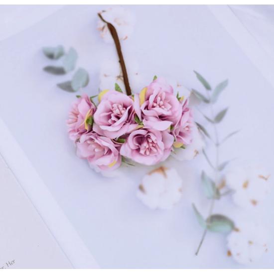 Flowers - 6 pcs