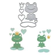 Cutting die - frog