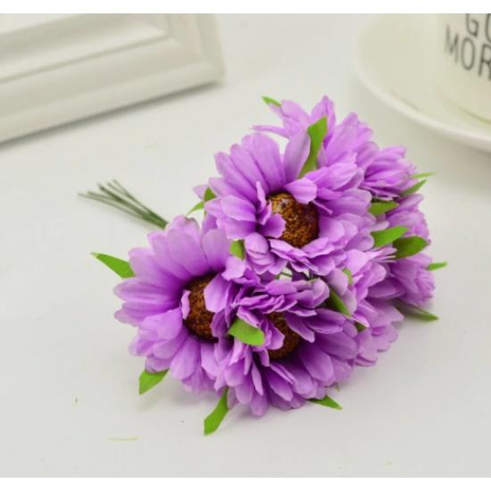 Flowers - 3 pcs