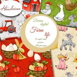 Design paper - Farm life