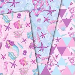 Design paper - Mermaids