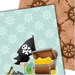 Design paper - Pirates of the sea