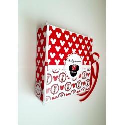 Дизайнерски картони - Мини Маус