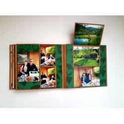 Дизайнерски картони - Rustic Outdoor Cabin