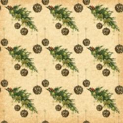 Коледни дизайнерски картони - винтидж