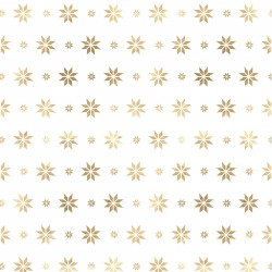 Christmas design paper pack  - Golden Christmas