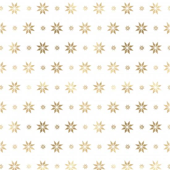Christmas design paper pack  - Golden Christmas