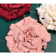 Шаблон за изрязване и релеф - цвете