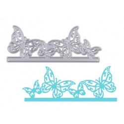 Butterfly cutting die