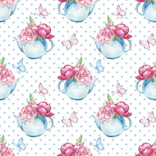 Design paper pack  - Peonies