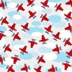 Дизайнерски картони - Самолетчета