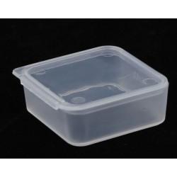 Кутия - 3.5 x 3.5 x 1.2 cm