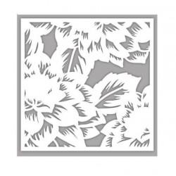 Шаблон с цветя - 2 бр
