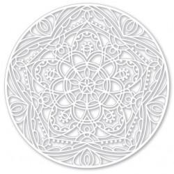 Шаблон - кръг с орнаменти