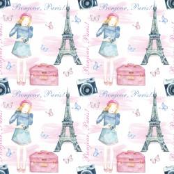 Дизайнерски картони на лист - Париж 2005