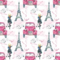 Дизайнерски картони на лист - Париж 2006