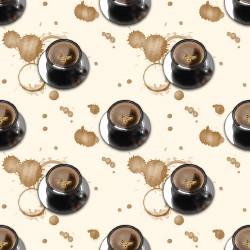 Дизайнерски картони на лист - Кафе 2007
