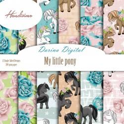 Дизайнерски картони - My little pony