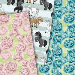 Design paper pack - My little pony
